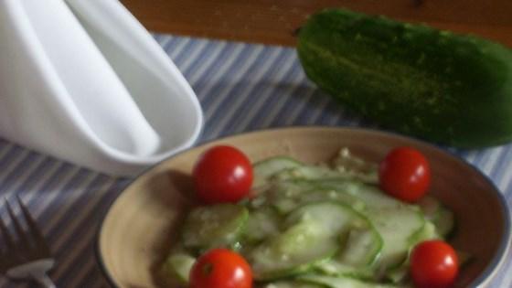 Cucumber Salad II