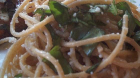 Calabrese Style Spaghetti
