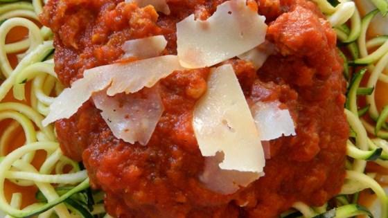 Italian Meat Sauce I