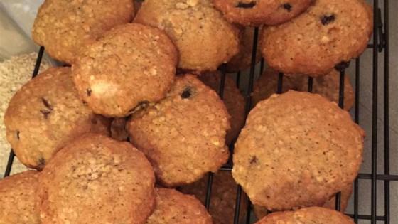 Oatmeal Raisin Cookies V