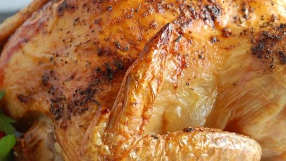 Spicy Rapid Roast Chicken