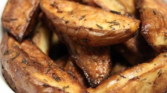 Duck Fat Steak Fries