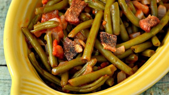 Ruth Cullen's Green Bean Bake