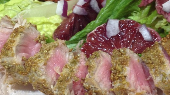 Tasty Tuna Steak