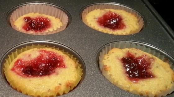 Paleo Jelly Donut Cupcakes