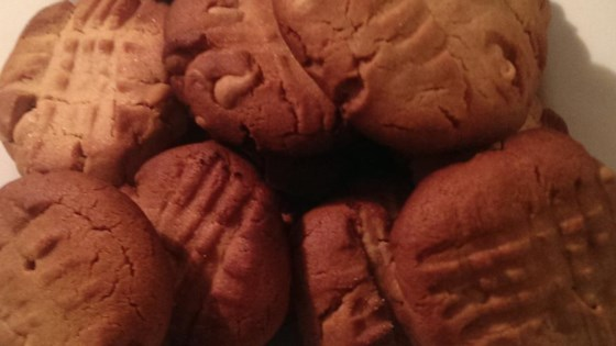 Peanut Butter Chip Cookies I