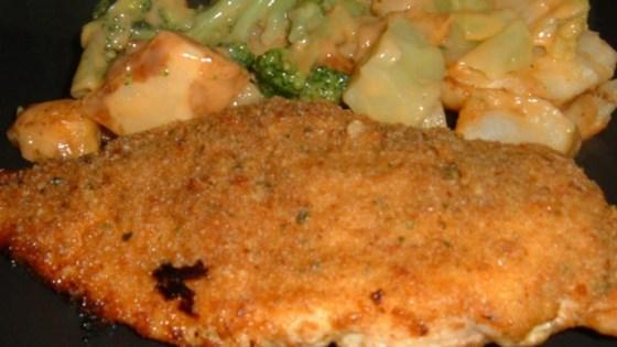 Spicy Brown Mustard Chicken