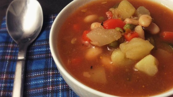 Hawaij Vegetable Soup