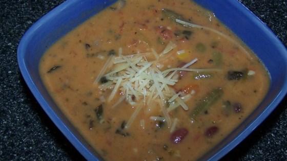 Best Darn Minestrone Soup Around