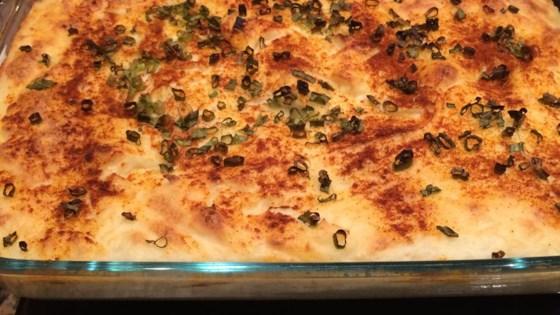 Irish Potato and Chive Casserole