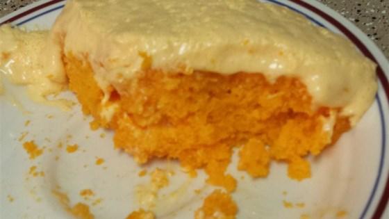 Orange Cream Cake I