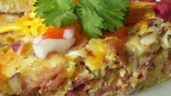 Super Easy Egg Casserole Recipe - Allrecipes.com