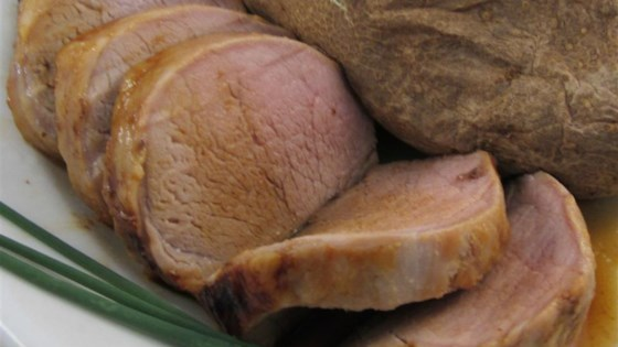 Easy Marinated Pork Tenderloin