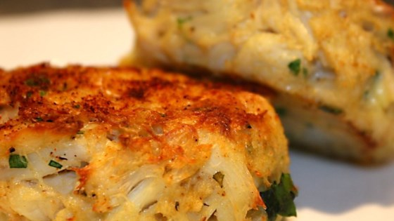 Low Calorie Imitation Crab Cakes