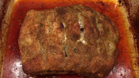 Cindy's Country Style Creole Pork Roast