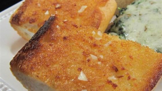 Lisa's Best Ever Garlic Bread