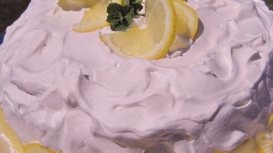 Lemonade Cake I