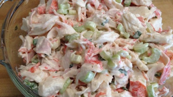 Mel's Crab Salad Recipe - Allrecipes.com