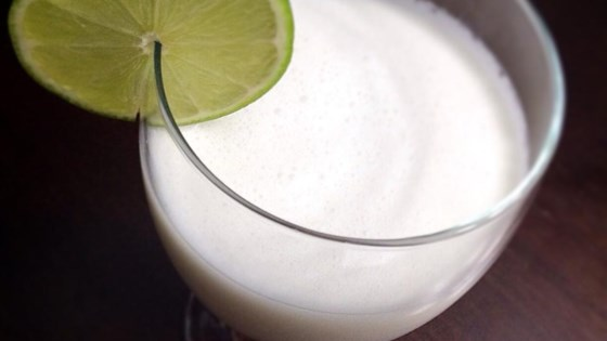 Creamy Coconut Margarita
