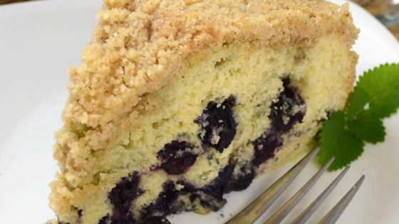 Best Blueberry Buckle