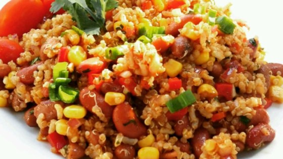 home recipes salad grains rice salad