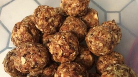 No-Bake Energy Bites Recipe - Allrecipes.com