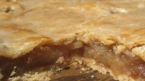 Apple Slice Squares