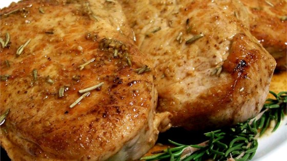 Simple pan pork chop recipe