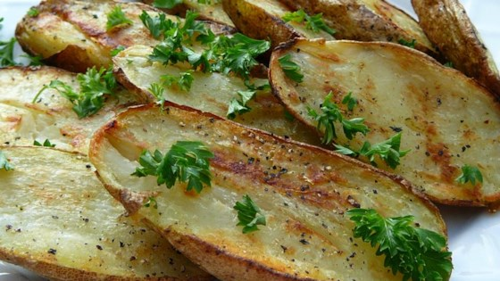 Baked potato recipes on the grill