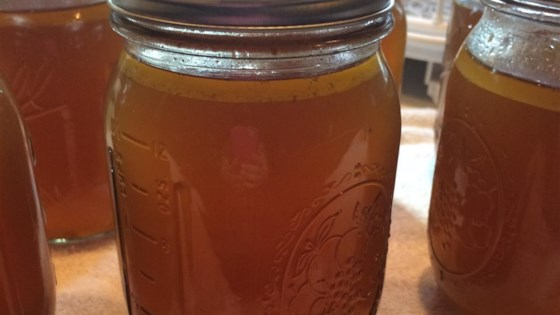 Slow and Easy Beef Stock