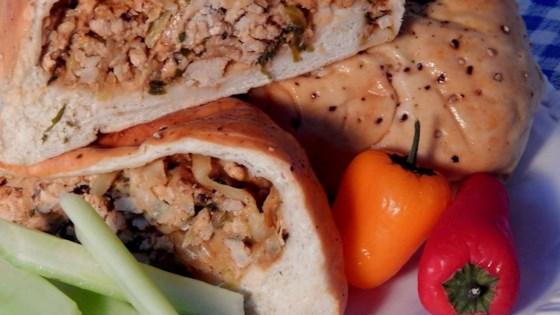 Doreen's Big Game Sandwiches