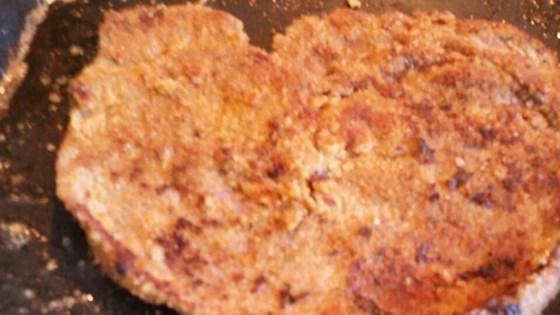 Breaded Beef