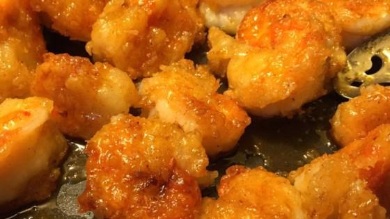 Honey Orange Firecracker Shrimp