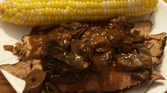 Sensational Slow Cooked Beef Brisket