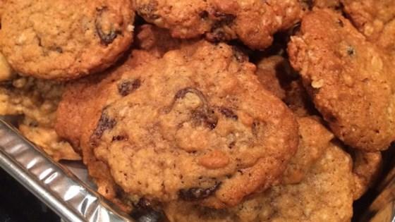 Sarah's Raisin Cookies