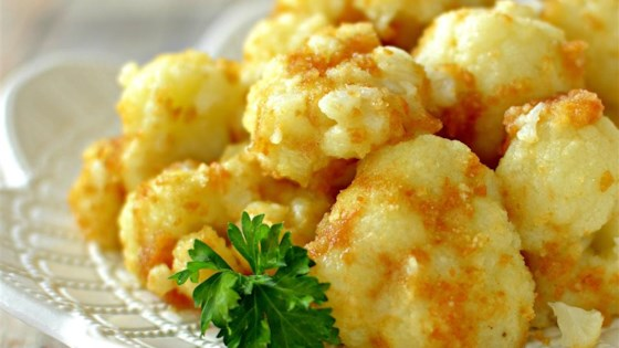 Kids' Favorite Cauliflower