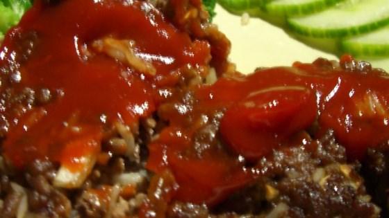 Wonderful Meatloaf
