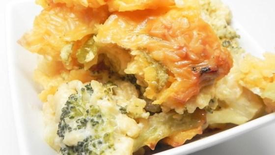 Meme Wales' Broccoli Rice Casserole