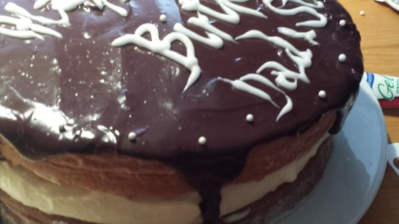 Chef John's Boston Cream Pie
