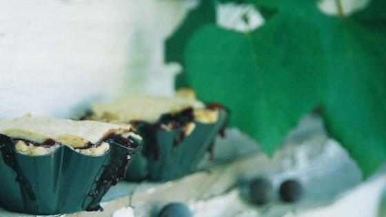 Ripe Grape Pie
