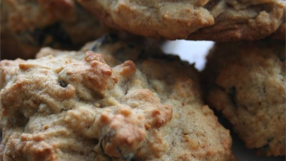 Persimmon Cookies I