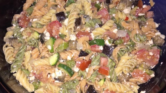 Vegetable Pasta Salad II
