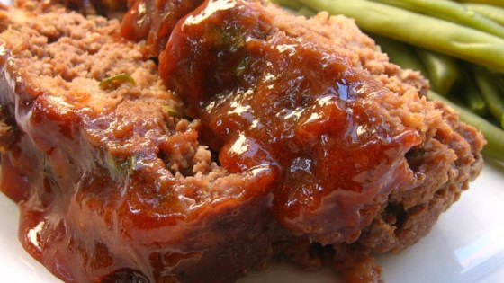 Glazed Meatloaf II