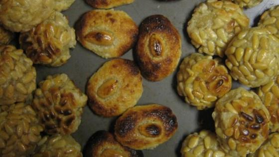 Panellets - Catalan Potato Cookies