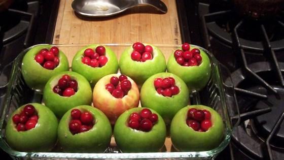 Honey Baked Apples