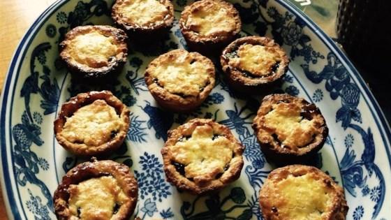 Festive Mincemeat Pastries
