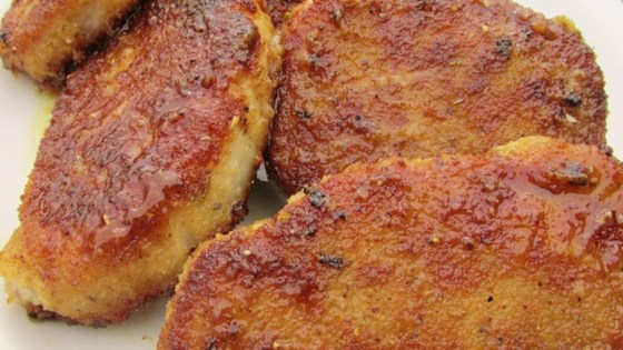 how to cook pork loin chops in frying pan