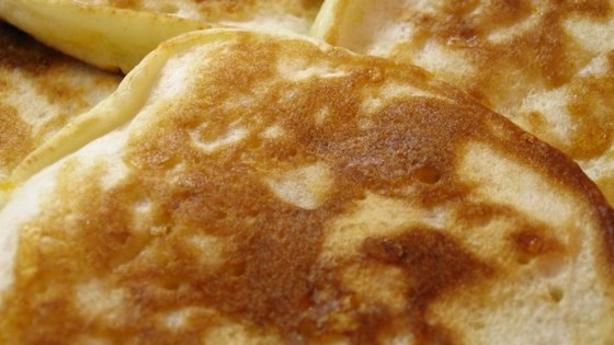 Golden Penny Pancakes