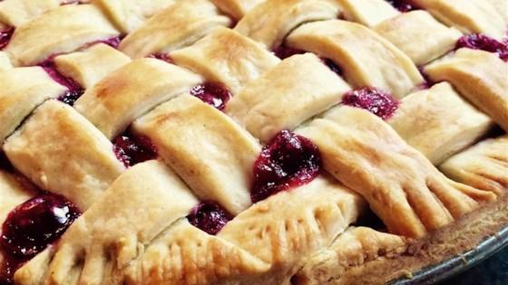 Bumbleberry Pie I