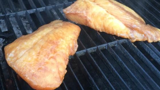 Easiest Ever Fish Marinade
